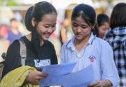Đề thi vào lớp 10 môn Toán năm 2020 tỉnh Nghệ An